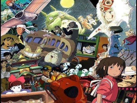Japanese animation hayao miyazaki essay